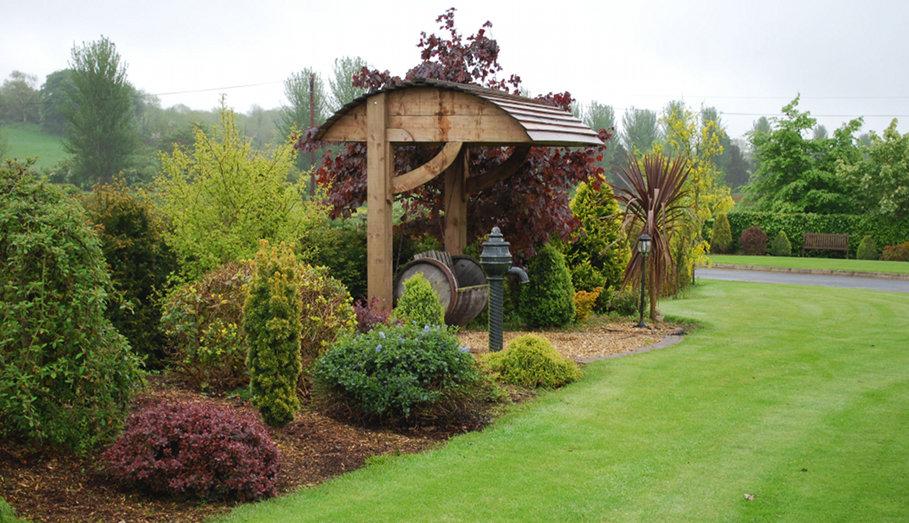 Portfolio mcclelland landscapes ballymoney for Garden design northern ireland