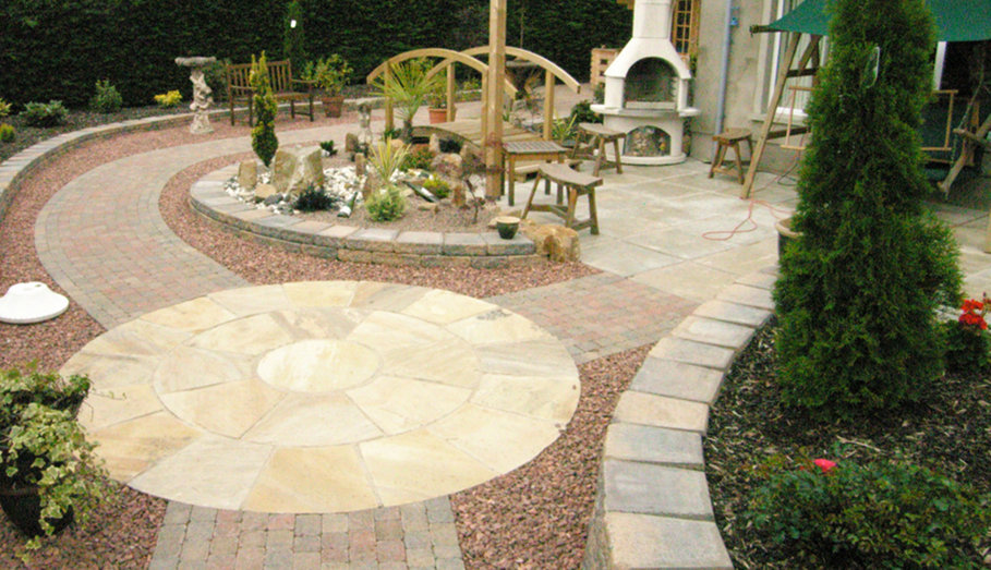 Patio Design Northern Ireland